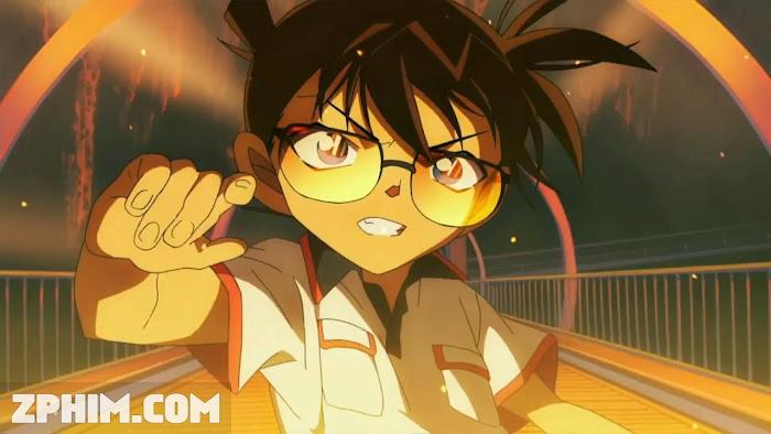 Ảnh trong phim Thám Tử Conan Movie 19: Hoa Hướng Dương Của Biển Lửa - Detective Conan: Sunflowers of Inferno 1