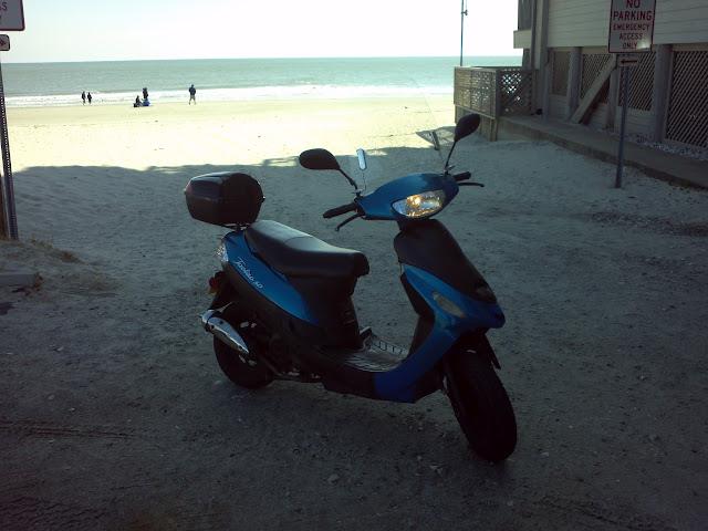 Tao Tao 49cc Scooter Maintenance |