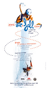 Affiche Ice-fall