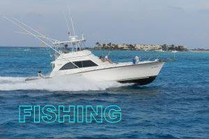 Fishing Charter Yacht