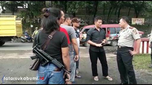 Konflik 2 Kubu Ormas di Parungkuda, Polisi Siaga