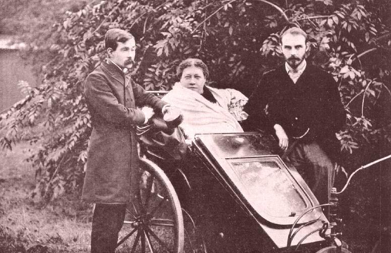 Helena Petrovna Blavatsky 15, Helena Petrovna Blavatsky