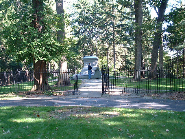 Rutherford B . Hayes Civil War Encampment - 2002_1005_150331AA.JPG