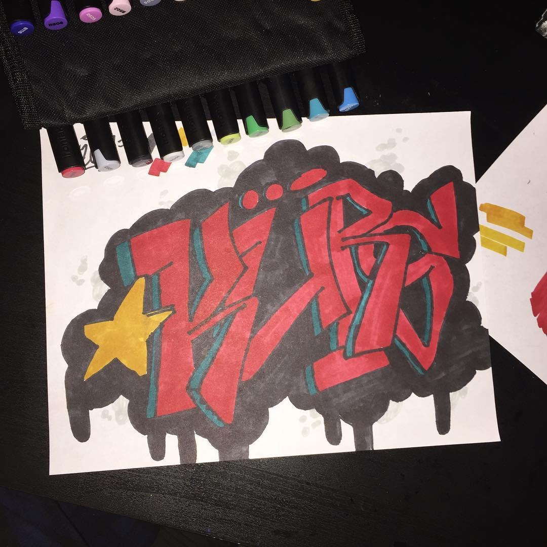 dibujos-lapiz-graffitis613
