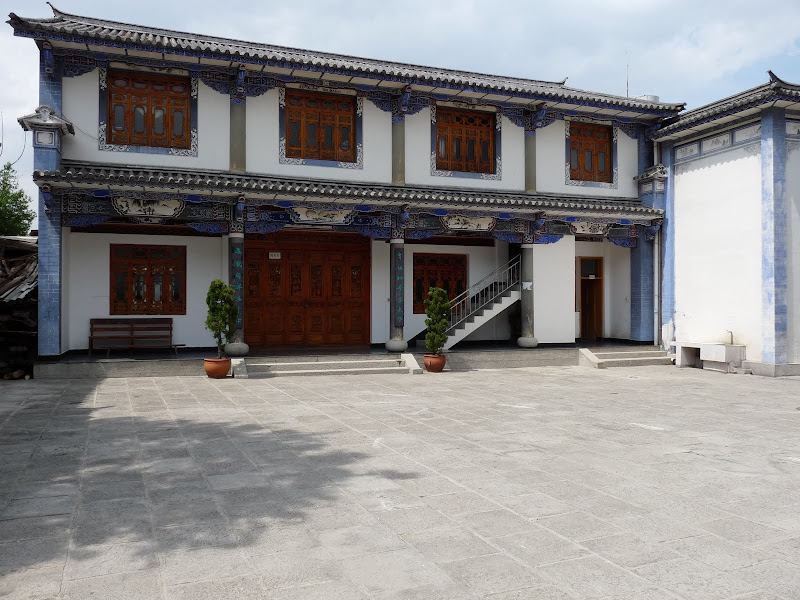 CHINE .Yunnan DALI 2 - P1170518.JPG
