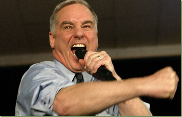howard dean yell