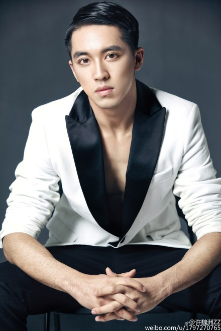 Timmy Xu Weizhou China Actor