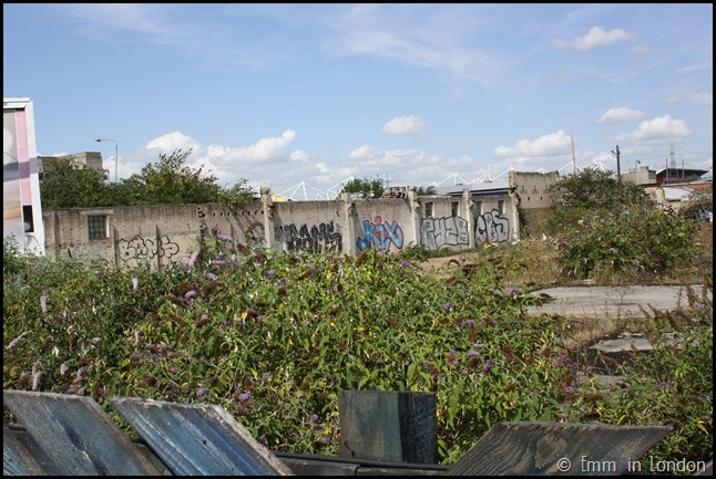 Derelict London Silvertown - Abandoned Lot