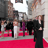 WWW.ENTSIMAGES.COM -    Anna Chancellor   at      The Olivier Awards at Royal Opera House, Covent Garden, London, April 28th 2013                                               Photo Mobis Photos/OIC 0203 174 1069