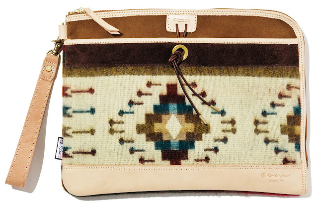 #MSPC 冬季 SAKURA 系列 MANTA :將厄瓜多手織毛毯背上身! 4
