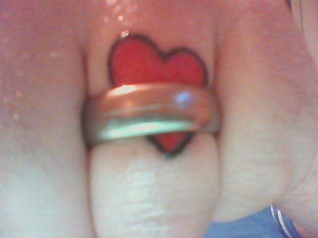 tattoo on ring finger