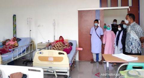 Bertambah, Korban Gas Beracun di Aceh Timur Jadi 20 orang