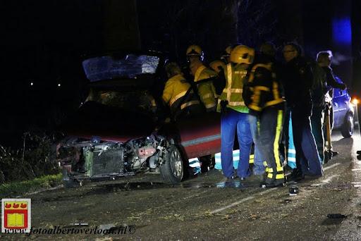 Automobilist gewond bij eenzijdig ongeval op de grens overloon venray 11-12-2012 (5).JPG