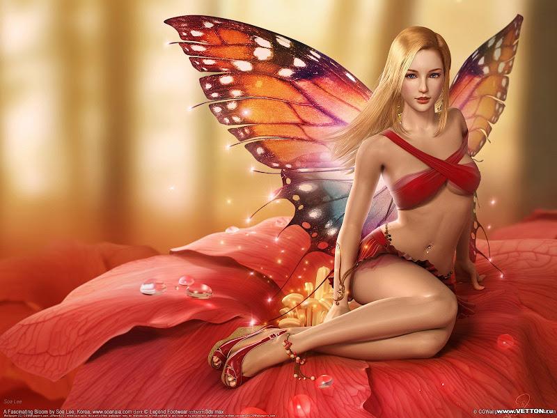 Goodness Of Charming Faerie, Fairies Girls 2