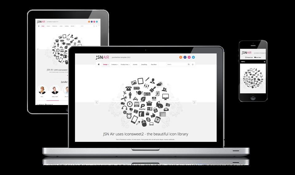 Bilgisayar, Tablet ve Akıllı Telefonlara uyumlu web site tasarımları...