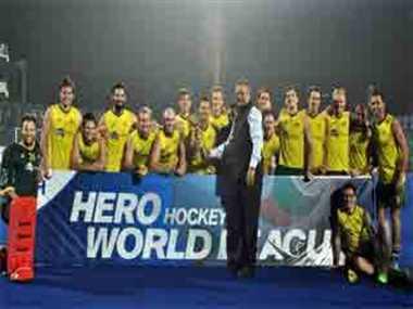 ऑस्ट्रेलिया ने जीता हॉकी वर्ल्ड लीग फाइनल्स का खिताब
