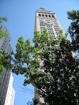 The Met Life tower