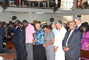 The Errol Barrow Memorial Church Service & Awards Ceremony