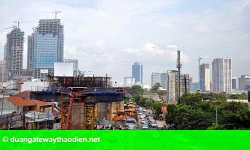 Hình 1: UNESCAP: Việt Nam tăng trưởng trên 6% trong 2 năm tới