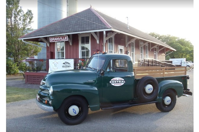 1954 Chevy farm truck Hire OH