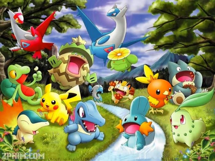 Ảnh trong phim Bảo Bối Thần Kỳ 3 - Pokemon Season 3 3