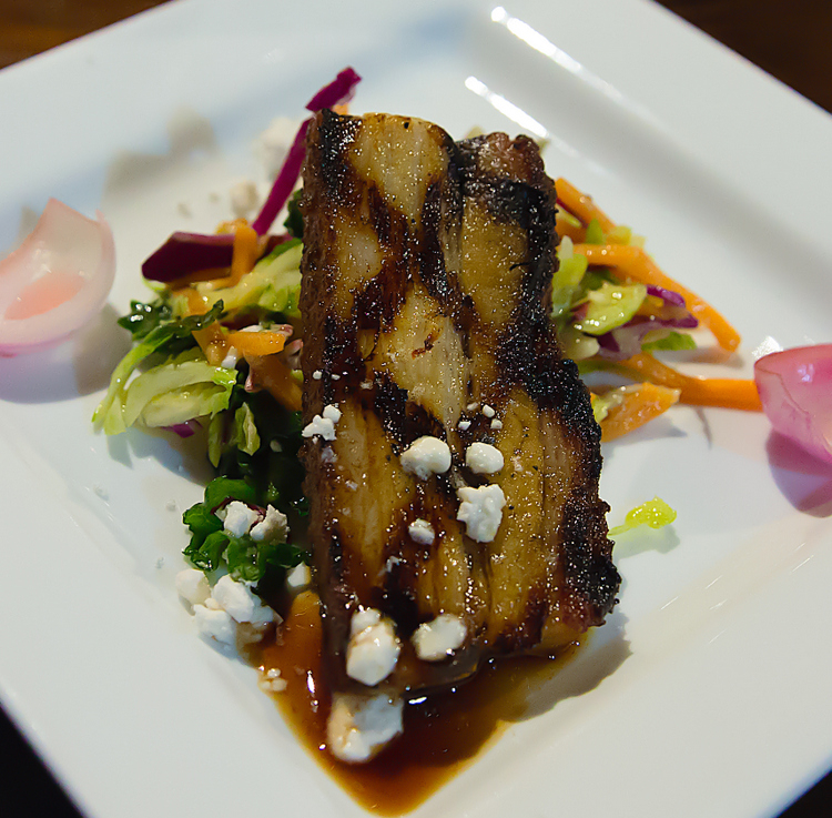 photo of Grilled Pork Belly