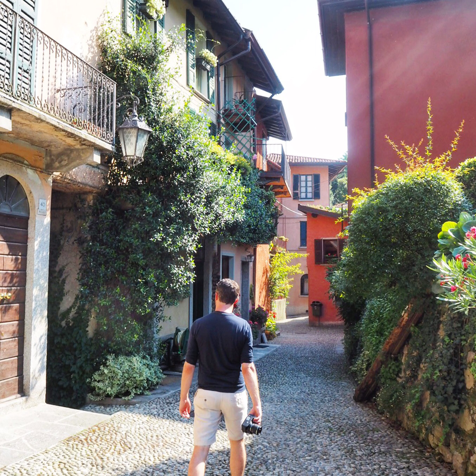 lifestyle travel blog Milan Lake Como