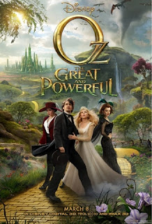 A Movie in Review: Oz the Great and Powerful