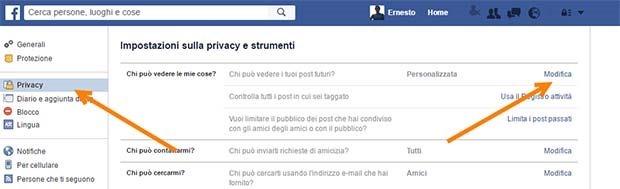 personalizzazione-post-impostazioni-facebook