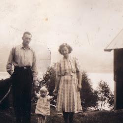 Mamma pappa og Elsa