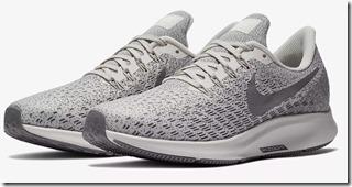 Nike Pegasus 35 silver grey