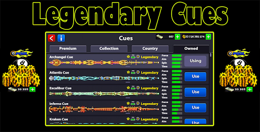 Coins Cash For 8 Ball Pool Guide 2.2 screenshots 2