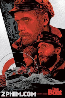 Trận Chiến Tàu Ngầm - Das Boot (1981) Poster