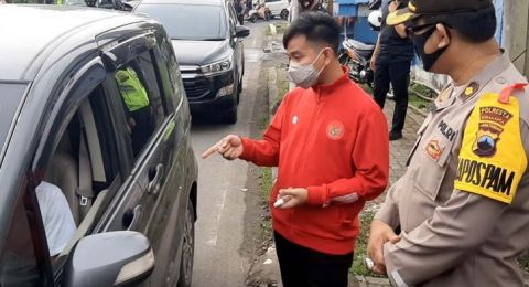 Klaster Covid-19 Muncul di Kampung Presiden Jokowi, Gibran: Saya Kecolongan