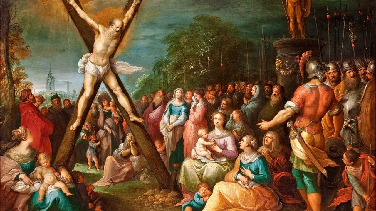 Hãy đi theo tôi (30.11.2020 – Thứ Hai: Thánh Anrê, tông đồ)