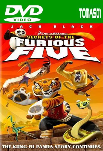 Kung Fu Panda: Los secretos de los cinco furiosos (2008) DVDRip