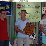 2012 Presentation Night