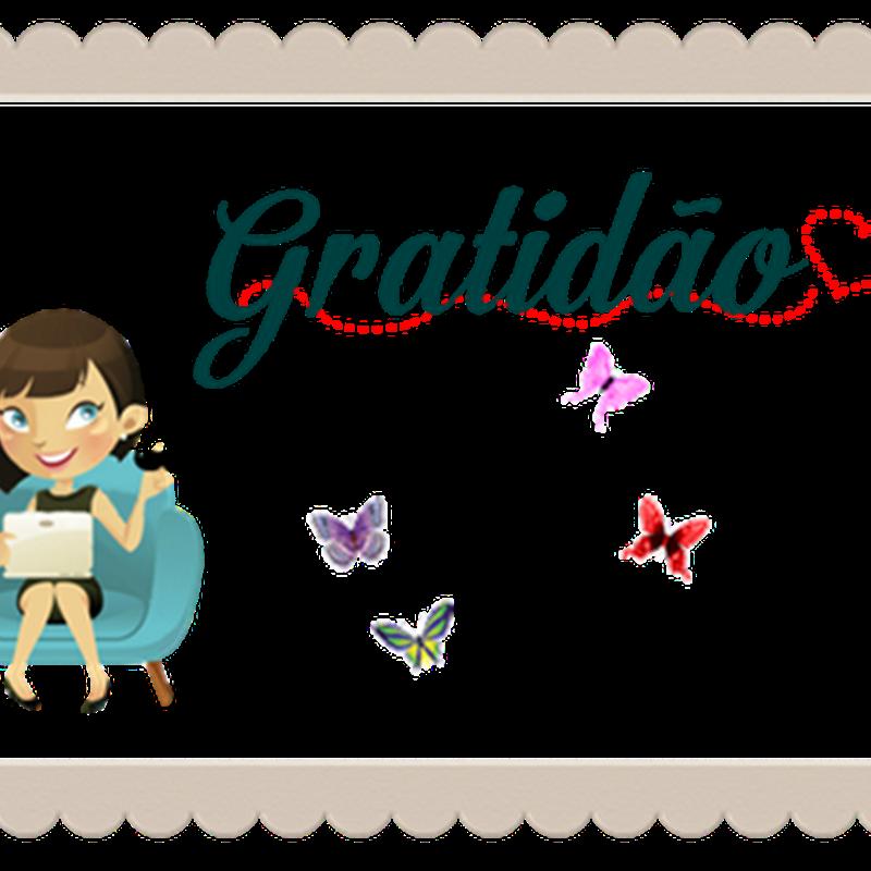 Gratidão #1– Blogagem coletiva