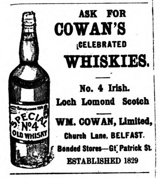 Cowans 1907