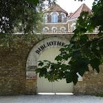 Bibliothèque municipale, ancienne prison
