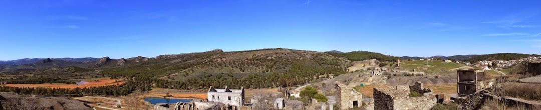 Photo: Vista desde El Mirador.