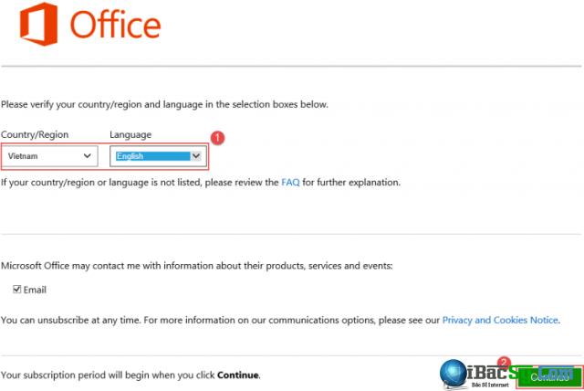 cách kích hoạt Microsoft Office 365 bản quyền - Hình 6