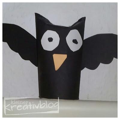 kleiner-kreativblog: Die Fledermaus-Eule