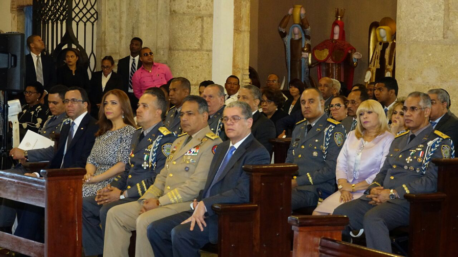 Policía Nacional celebra 82 aniversario de su creación