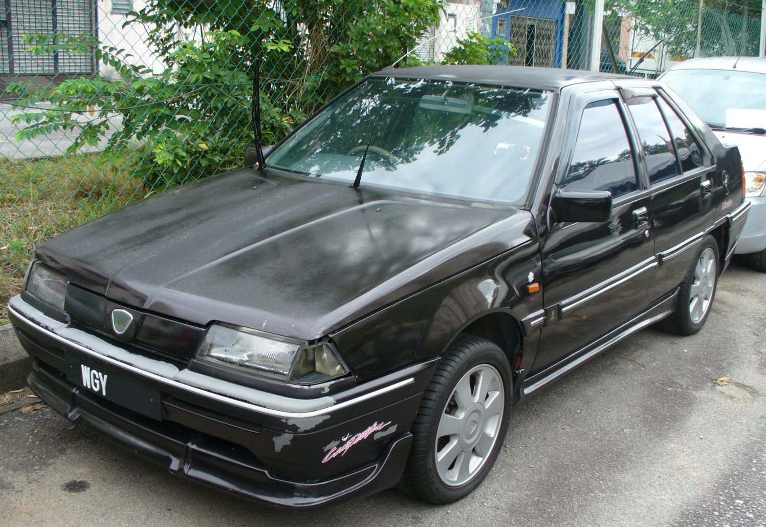 Stream Used Car: Proton Iswara Aeroback 1.3 Manual WGY