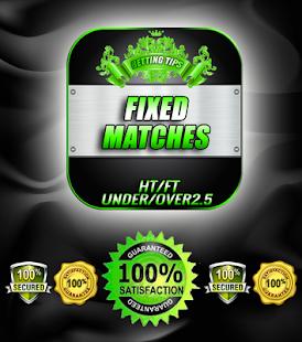 Fixed Matches Pro - náhled