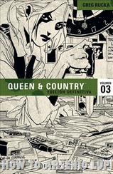 P00003 - Queen and Country - Edici