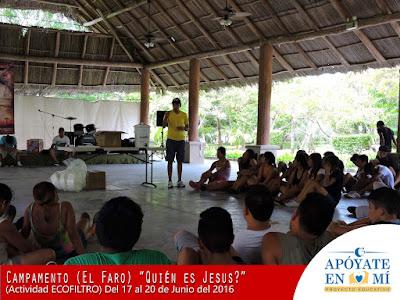 Campamento-2016-Quien-Es-Jesus-ECOFILTRO-20