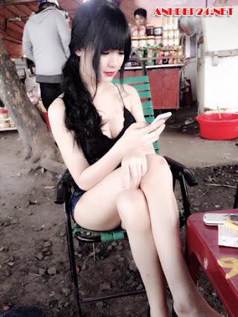 Hot girl Vũ Mai Hân