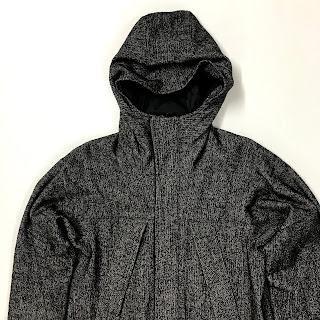 Yohji Yamamoto Hooded Jacket